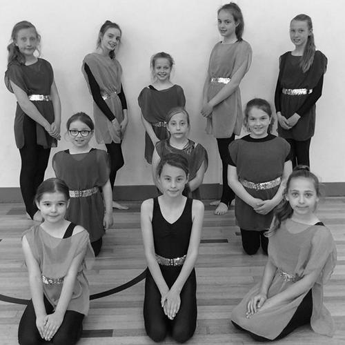 Lyrical Ballet